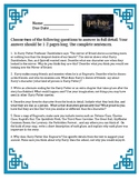 Harry Potter Choice Project