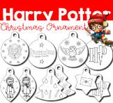 Harry Potter - Christmas Ornaments