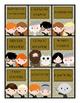 Harry Potter Class Job Cards