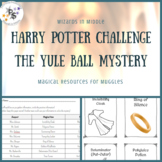 Harry Potter Classroom Challenge - The Yule Ball Mystery