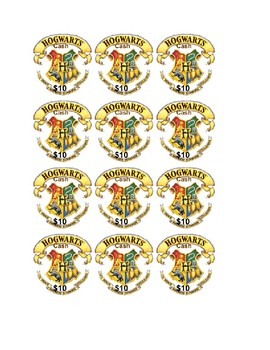 image relating to Hogwarts Printable referred to as Harry Potter Clroom Economical Printable Hogwarts Revenue