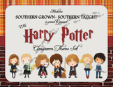 Harry Potter Classroom Theme Set