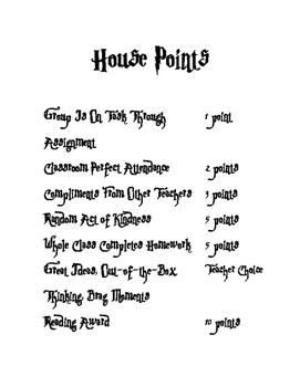 Harry Potter Classroom Transformation Ideas
