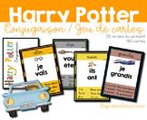 Harry Potter - Conjugaison au présent - Jeu de cartes