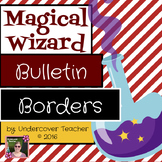 Magical Wizard Decorative Borders (7 Different Designs)