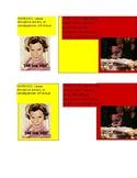 Harry Potter Discipline Cards