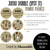 Harry Potter Dobble (Spot It) Game