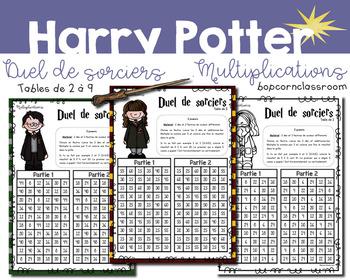 Harry Potter - Duel de sorciers Multiplications
