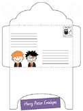 Harry Potter Envelopes