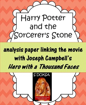 Harry Potter Essay Analyzing Joseph Campbell's Hero's Journey