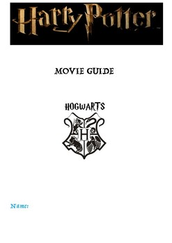 Harry Potter Film Study (Philosopher's Stone)