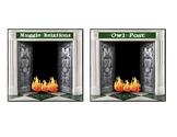 Harry Potter Fireplace Job Board