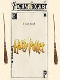 Harry Potter Focus Words Set #1