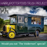 Harry Potter: Food Truck Final Project