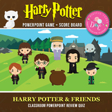 Harry Potter & Friends PowerPoint Game