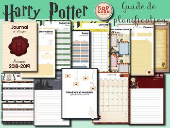 Harry Potter - Guide de planification