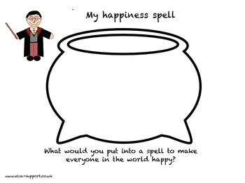 Harry Potter - Happiness spell