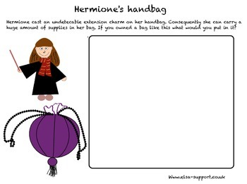 Harry Potter - Hermione's bag