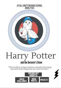 Harry Potter High School Unit