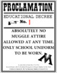 Harry Potter Hogwarts Classroom theme