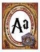 Harry Potter, Hogwarts, Wizard Large Alphabet Posters