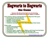 """Harry Potter"" Hogwarts to Hogwarts, game similar to Apples to Apples"