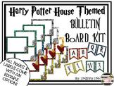 Harry Potter House Themed EDITABLE Bulletin Board Kit