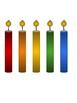 Harry Potter Inspired Birthday Display