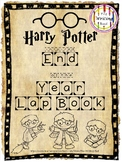 Harry Potter Inspired End of the Year Memory Book