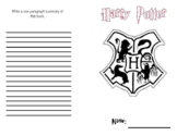Harry Potter Interactive Booklet