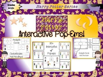 Harry Potter Interactive Pop-Ems