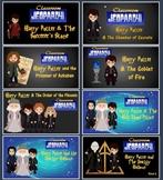 Harry Potter Jeopardy Bundle. All 7 Books. Money Saver
