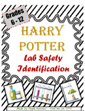 Harry Potter Lab Safety - With Key