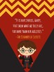 Harry Potter Magic Wizard Growth Mindset Inspirational Posters for Teachers