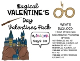 Harry Potter: Magical Valentines pack