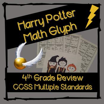 Harry Potter Math Glyph