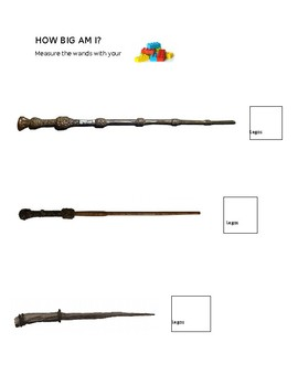 Harry Potter Measurement