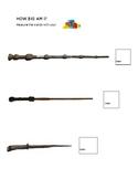 Harry Potter Measurement