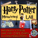Harry Potter Measurement Lab