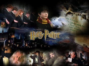 Harry Potter Mega Activity Bundle Power Point presentation and Student  Booklet
