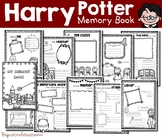 Harry Potter Memory Book - End of year