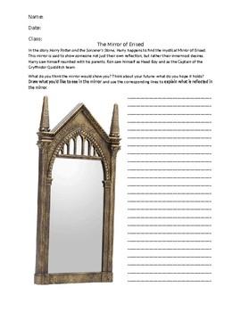 Harry Potter: Mirror of Erised Activity