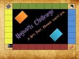 Harry Potter Monopoly- Hogwarts Challenge