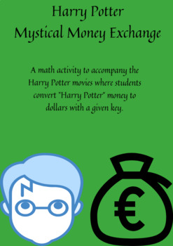 Harry Potter Mystical Money Exchange FREEBIE