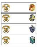 Harry Potter Nametags