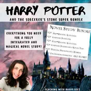 Harry Potter: Novel Study Bundle!