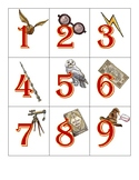 Harry Potter Numbers 1-31