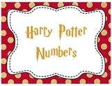 Harry Potter Numbers 1-100