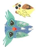 Harry Potter Owl Door Decorations
