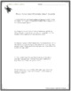 Place Value Worksheet 4th Grade and 5th with Harry Potter Theme Word Problems